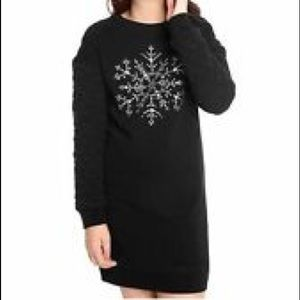 Gap Snowflake Dress